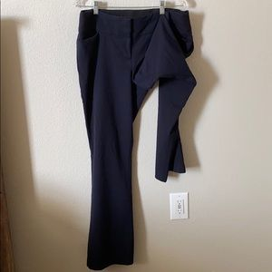 Maurices Navy Blue Dress Pants